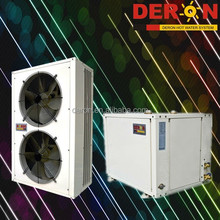 Deron famous brand evi split air to water heat pump evi split heat pump evi split air to water heat pump in high demand