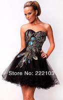 Коктейльное платье Homecoming