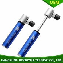 Aluminum Mini Bike Pump/Hand Air pump,bicycle parts(JG-1016) for bike pumps
