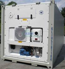 40 feet freezer container