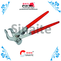 Supply High quality Tire repair tools/wheel balance weight tools /automotive wheel weight hammer