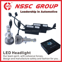 High power H4 H7 H8 H9 H11 9005 9006 led car headlight with CE ROHS for car accessories