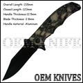 cuchillo para acampada / cuchillo de bolsillo plegable