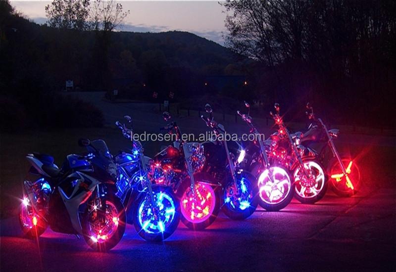 4pcs blue 5050 led led strip kit motorcycle lights led modules buy 4pcs blue 5050 led led strip kit motorcycle lights led modules aloadofball Image collections