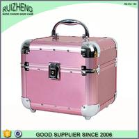 Custom PVC leather case manufacturer cosmetic case
