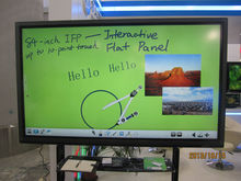 School supply and office use Infrared Interactive Interactive Whiteboard Optical smart board