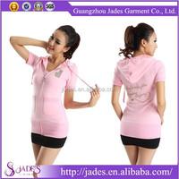 Hot sale korean style original one piece jogging suit for women
