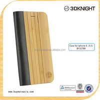 Wood Material Hot Sell Mobile Phone Wooden Case for iPhone 6 Back Cover
