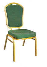 2015 Foshan wholesale stacking iron banquet chair