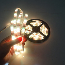 5M 12V SMD5050 led strip 4 wire RGB Led ropelight