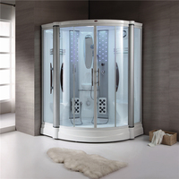 Luxury steam shower,computer controlled steam shower room