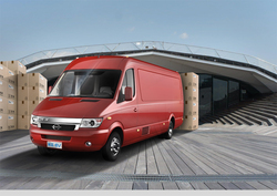 Small Electric Delivery Van for Sale