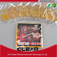 Nickel Plated Electric Wholesale Electric Guitar Strings 0942
