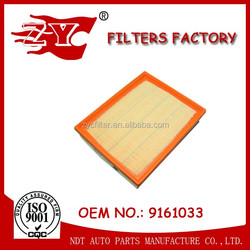 VOLVO/ROLLS-ROYCE/BENTLEY air filter element 9161033/LX 443/C291221