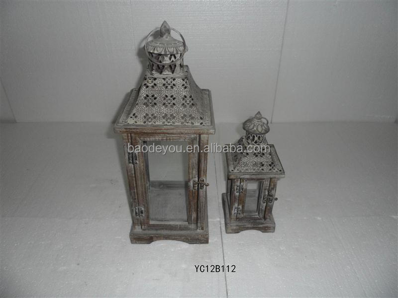 Shabby Chic Cheap Moroccan Lantern For Outside Decor Buy Cheap Moroccan Lantern Wooden Candle