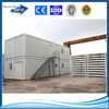 Steel structure prefabricated apartments building