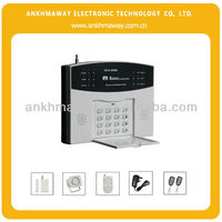 Auto-dial Intelligent Wireless Alarm System Home Security Alarm System