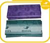 Polyester GHALILA damask African jacquard fabric guinea brocade bazin cheap price 5 yards/bag