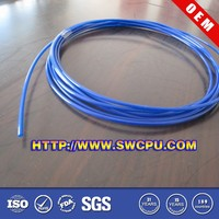 Dark blue plastic water pipe with best quality