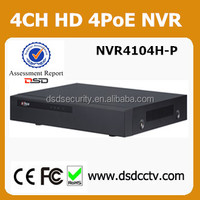 Dahua digital video recorder dvr network h264 nvr DH-NVR4104H-P