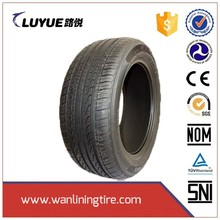 luyue reliable radial car tire for car used