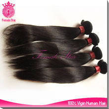 export goods grade aaaa brazilian hair straight long hair weaves