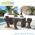 mesa de café moderno muebles de liquidación servicio de comedor silla del banquete