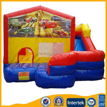 Yangjuan Cars inflatable bounce house combo
