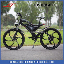 250W rear wheel electric bike kit, electric pocket bike with EN15194