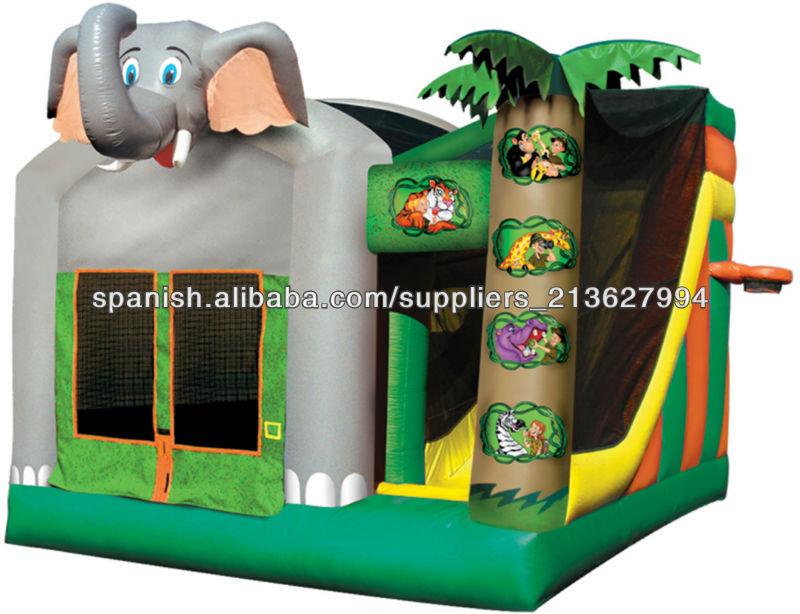 Elefante jumper slide combo
