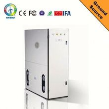 competitive price high technology 42kw ground source heat pump big project heating and cooling
