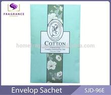 paper locker scented custom printed sachet scent paper air freshener