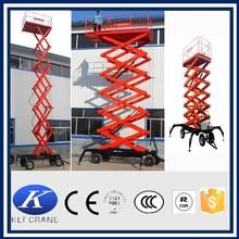 13m hydraulic lift table scissor lift