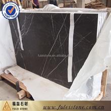 Best Price Natural Well Polished Marble Dark Pietra Grey Slab
