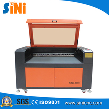 laser cutting&engraving machine SIN-L1390 with up-down table