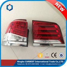 High Quality New Red led Lexus Lx570 Supercharger Tail Lamp 2015