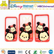 NBCUniversal Factory Custom Mobile Phone Case Silicone 3d Cartoon Cell Phone Case for iphone