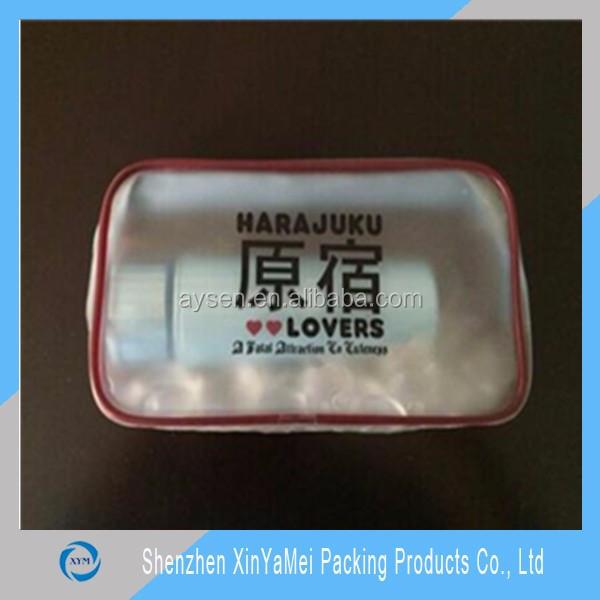Transparent EVA Plastic Bag for Packaging