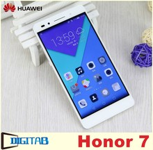 Neswest 5.2inch Huawei Honor 7 Hisilicon Kirin 935 Octa Core 3GB/16GB 20MP FDD-LTE 4G Dual Sim Android 5.0 huawei mobile phone