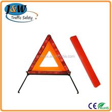Car Triangle Warning Sign / Reflective Warning Triangle / Car Emergency Kit