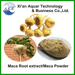 Supply maca organic maca extract powder bulk pure natural plant extracts