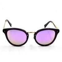 Heat Wave! Hot Cat Eye Frame Mirrored Women Sunglasses