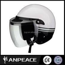 polycarbonate visor open face helmet full face helmet