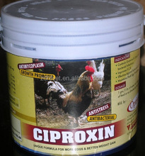 High Quality Ciprofloxacin Water Soluble 5% Manufacture