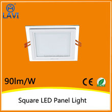 LED manufacture best sell 1080 slim led recessed light panel
