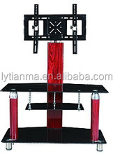 factory directly sale high quality competitive price home furniture corner led tv stand