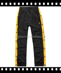 New style latest design men pants/training pants/basketball style men's pants