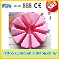 10 SiKangMo soaps mould circle triangle mould watermelon modulus