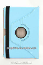 360 degree rotatable case for iPad 5 cover for iPad Air