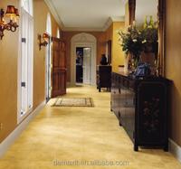 Marble pvc vinyl floorings for commercial